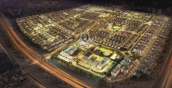 Plot for Sale in Dubailand, Dubai - Freehold G+1+R | Plot for Sale in Dubailand Oasis