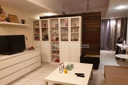 Studio for Rent in Jumeirah Lake Towers (JLT), Dubai - Biggest studio in JLT with Closed kitchen