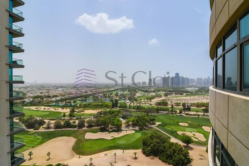 12 Full Golf View | 2 Beds with Balcony | Mid Floor