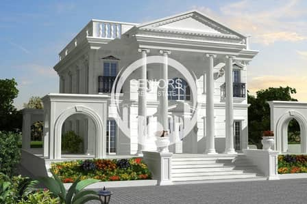 Very Elegant 5 Bedroom Villa in MBZ City