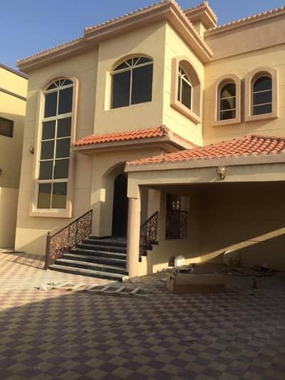 5 Bedroom Villa for Rent in Al Mowaihat, Ajman - Brand New Villa available for Rent. 05 Bedroom in Al Mawaihat Ajman only in 85000