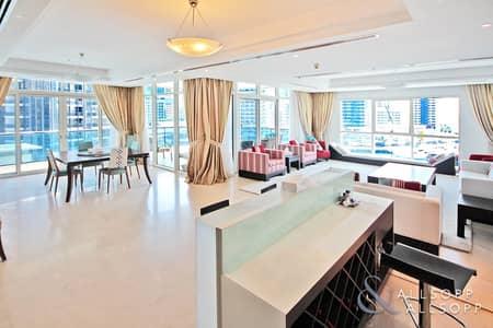 3 Bedroom Flat for Sale in Dubai Marina, Dubai - Huge 3 Bed Plus Maids | Full Marina View