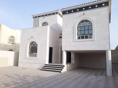 6 Bedroom Villa for Sale in Al Rawda, Ajman - For sale villa two floors 6 bedrooms first resident at a price free ownership all nationalities. .