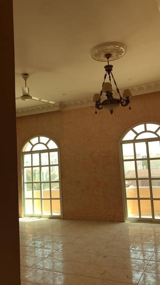 05 غرفة نوم فيلا متاحة للإيجار في موقع جيد جدا في عجمان. الزهراء 80000