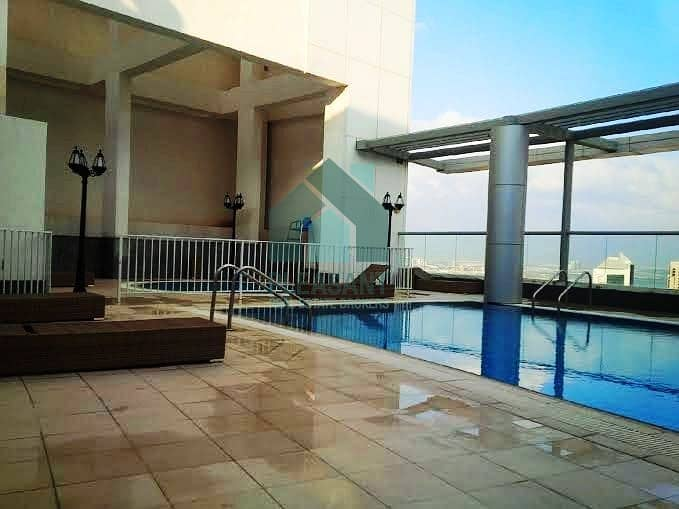 2 Studio Apartment | Balcony | Downtown | Burj Al Nujoom