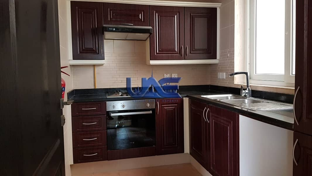 10 Large Layout 1 Br with Balcony-Al Warqaa