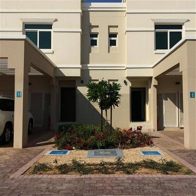 2 2BHK TOWNHOUSE FOR RENT IN AL GHADEER AT 62000 K 4 CHEQUES