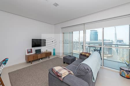 1 Bedroom Flat for Sale in Dubai Marina, Dubai - One Bed Unit For Sale With Marina View