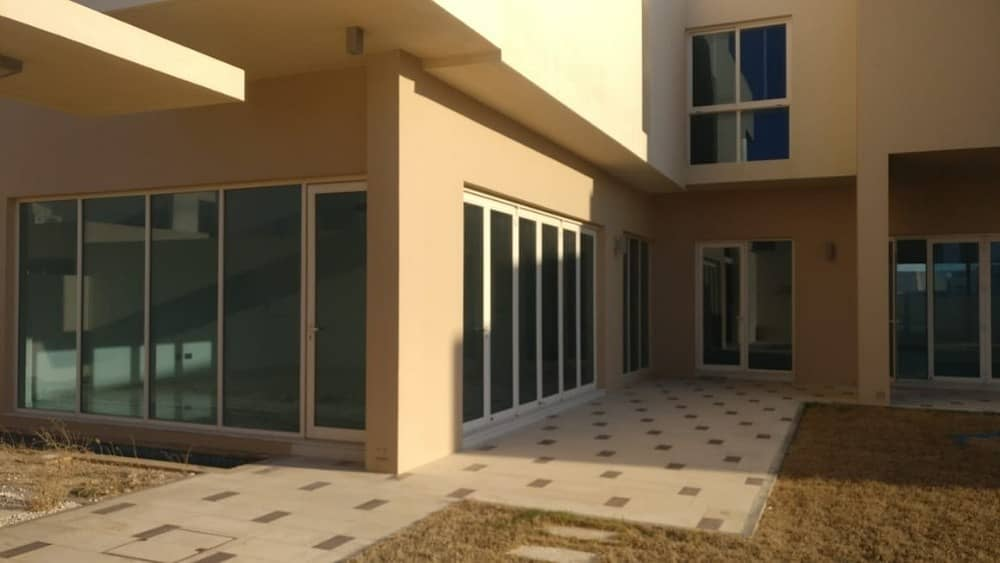 2 5 BHK  MAID VILLA FOR RENT IN VENETO RESIDENCE AT140000K IN 4 CHEQUES