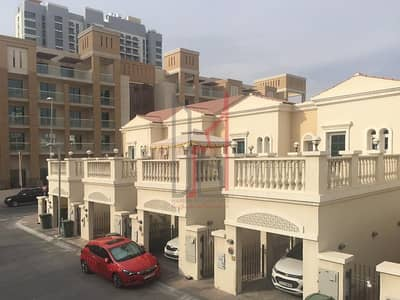 2 Bedroom Townhouse for Sale in Jumeirah Village Circle (JVC), Dubai - A beautiful  Townhouse in District 12
