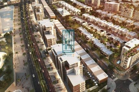 فلیٹ 2 غرفة نوم للبيع في الجادة، الشارقة - Guaranteed  ROI  for 5 years Written in contract