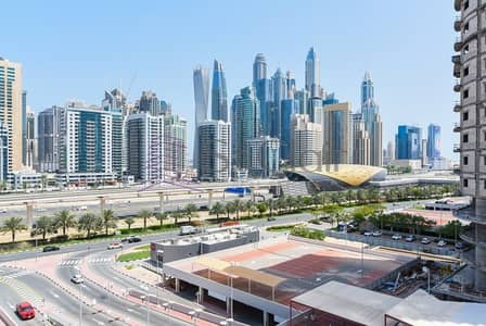 Studio for Rent in Jumeirah Lake Towers (JLT), Dubai - Lowest Price but Largest Layout Studio w/ Balcony