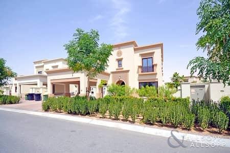 4 Bedroom Villa for Sale in Arabian Ranches 2, Dubai - Type 1 Yasmin | BUA 4301 Sq.Ft. | 4 Beds