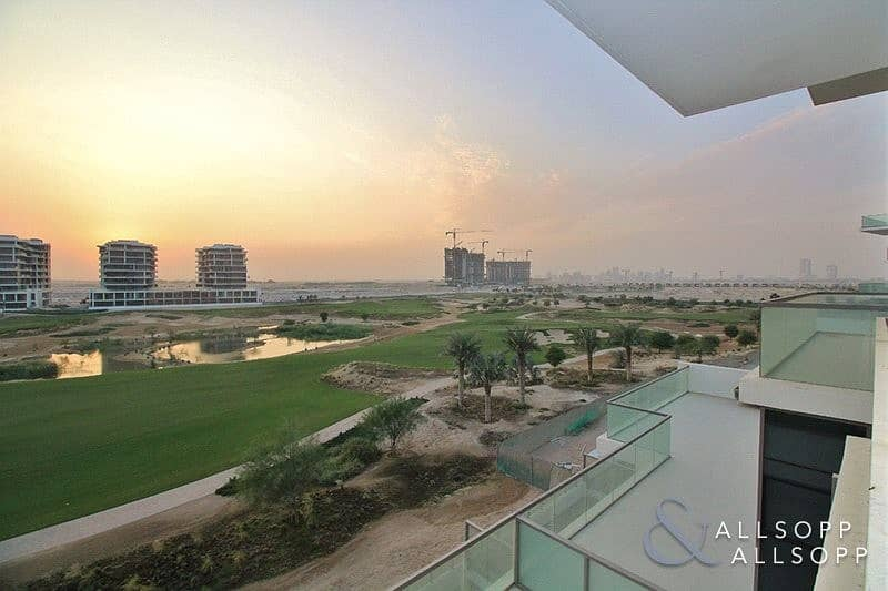 2 Full Golf Course Views | 2 Bed | Tenanted