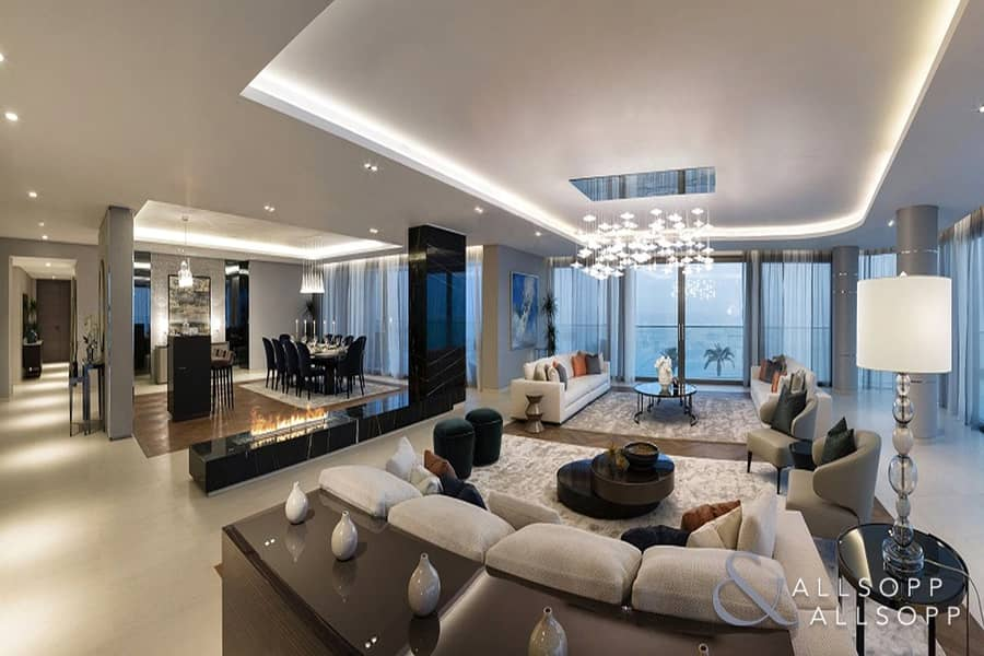 2 Brand New Resale | Luxury 3 Beds Penthouse