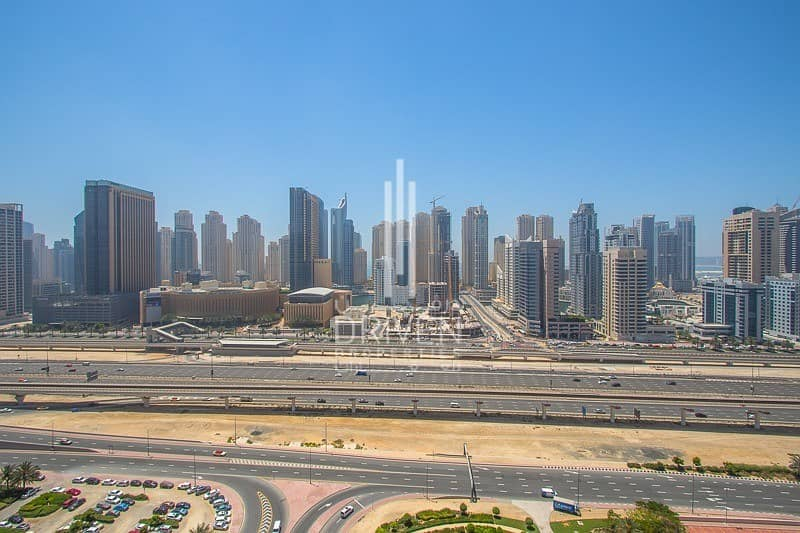 1 Fully Furnished and Stunning 3 BR in JLT