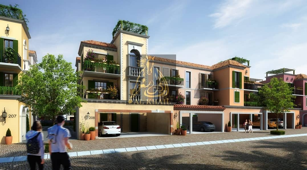 Luxury 3BR Townhouse for sale in Port De La Mer with Panoramic Ocean Views | On Flexible Payment Plan
