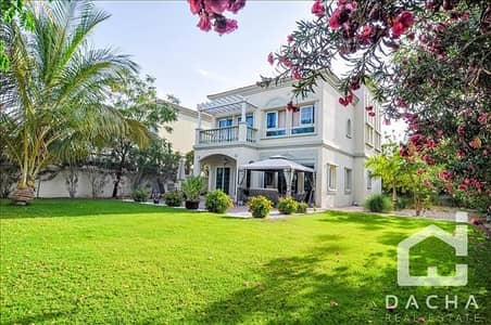 2 Bedroom Villa for Sale in Jumeirah Village Triangle (JVT), Dubai - BEST LOCATION / Exclusive 2BR / Upgraded