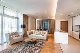 Largest Terrace | Spacious Furnished Apt