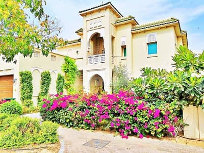 5 Bedroom Villa for Sale in Al Furjan, Dubai - Well Kept | walk to Park | Corner | Landscaped