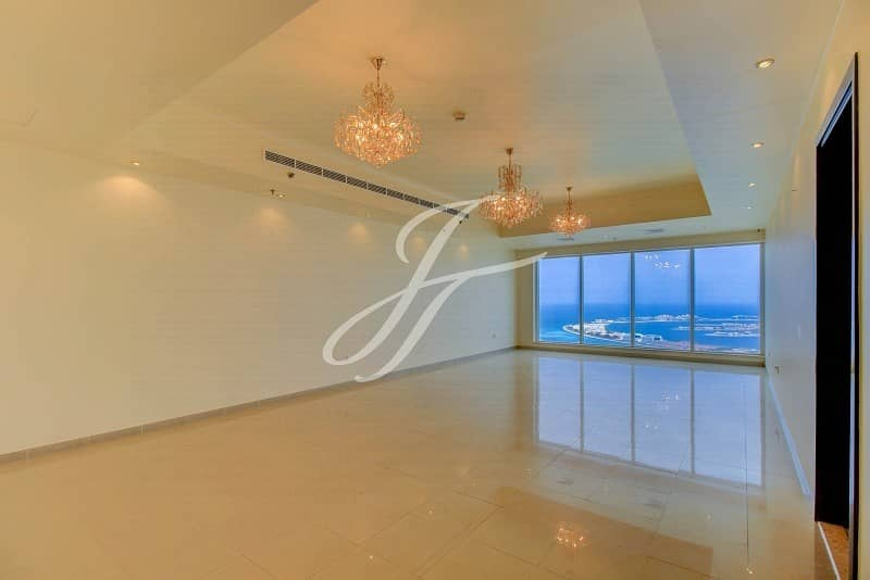 Full Sea View | High Floor | Chiller Free