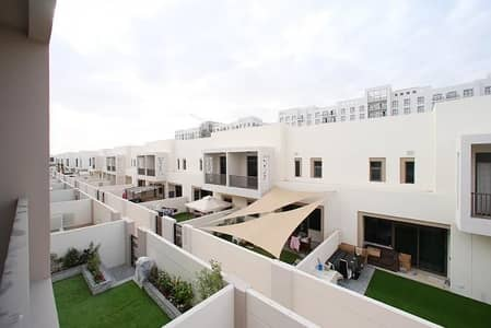 3 Bedroom Villa for Sale in Town Square, Dubai - 3 BED VILLA WITH MAID IN NSHAMA
