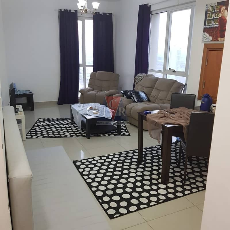 Fully Furnished | 1 Bedroom Apartment | With Balcony |  Lakeside Tower D | IMPZ.