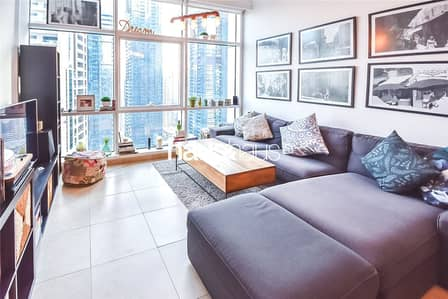 1 Bedroom Flat For Rent In Dubai Marina Mag 218 View