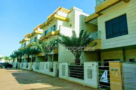 4 Bedroom Townhouse for Rent in Jumeirah Village Circle (JVC), Dubai - Walking Distance to Park | Private Garden