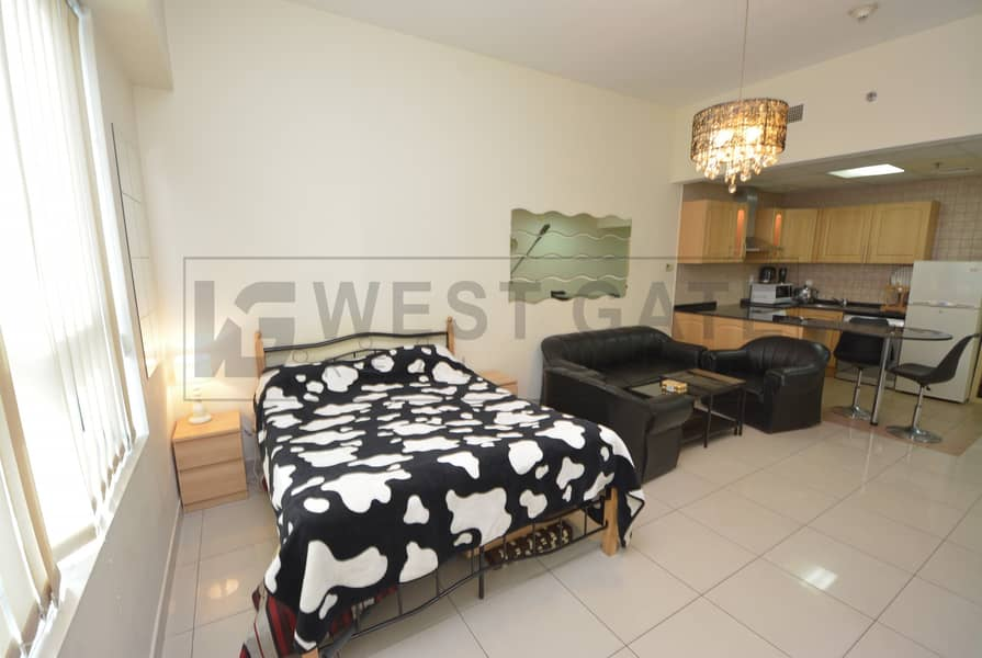 2 Furnished Studio Apartment | Well maintained