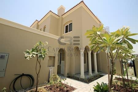 3 Bedroom Townhouse for Sale in Serena, Dubai - 75% mortgage or 75%post handover in 3Yrs