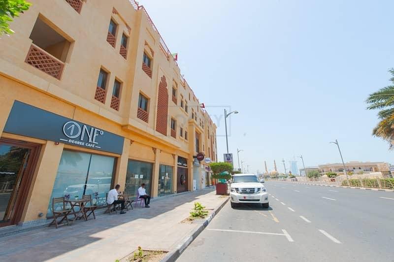 Spacious 913 Sq. Ft. Shop Near Jumeirah Beach Road | Umm Suqeim 2