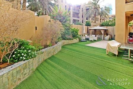 فلیٹ 3 غرف نوم للبيع في المدينة القديمة، دبي - Three Bedrooms | Garden Apartment | VOT