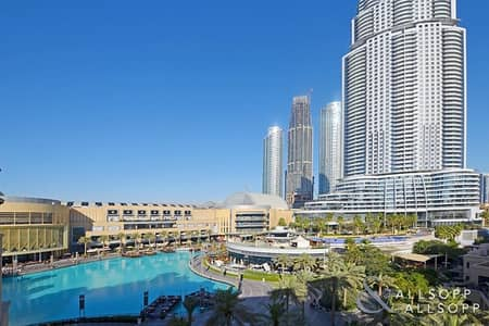 2 Bedroom Penthouse for Rent in Downtown Dubai, Dubai - 3 Beds | Penthouse | Furnished | Terrace