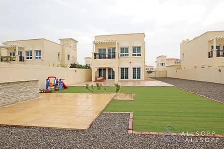 2 Bedroom Villa for Sale in Jumeirah Village Circle (JVC), Dubai - 8510 Sq Ft | Great location | 2 Bedrooms