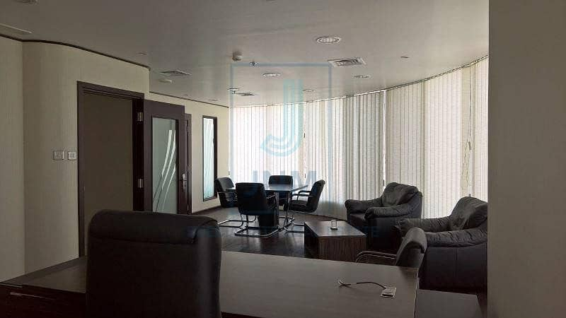 2 Corner Fitted And Furnished Office In Saba 1
