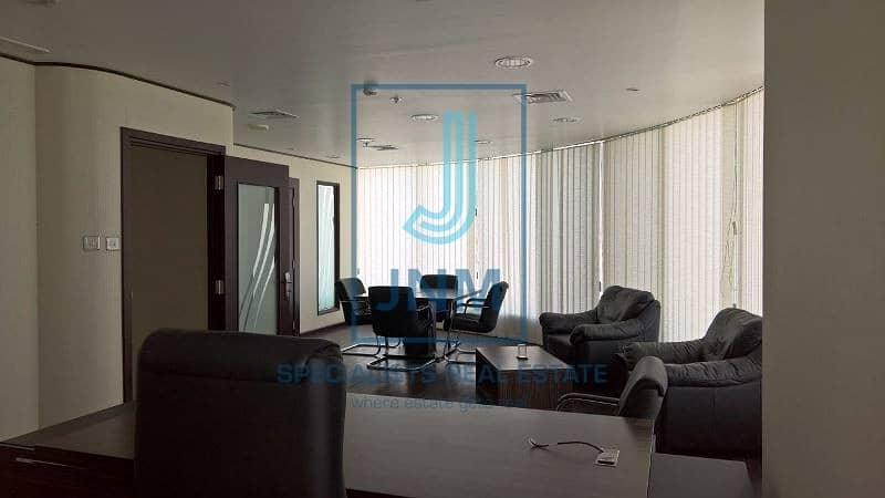 12 Corner Fitted And Furnished Office In Saba 1