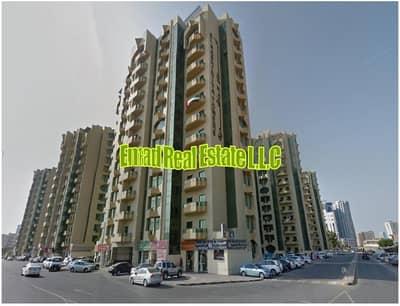 فلیٹ 1 غرفة نوم للايجار في الراشدية، عجمان - شقة في أبراج الراشدية الراشدية 1 غرف 24000 درهم - 4102813