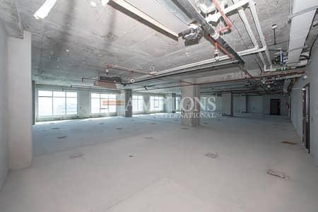 Office for Rent in Barsha Heights (Tecom), Dubai - Full Floor   Shell and Core   High Floor