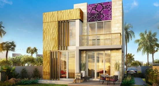 3 Bedroom Villa for Sale in Akoya Oxygen, Dubai - Peaceful Living with one of Luxury designs villa- 3 badroom