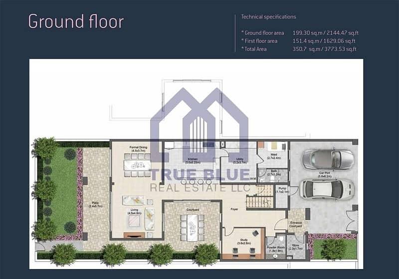 22 Full Sea View | Big Corner Villa | High end Furniture