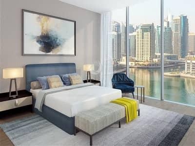 فلیٹ 1 غرفة نوم للبيع في دبي مارينا، دبي - Luxurious One Bedroom Apt With Stunning Views