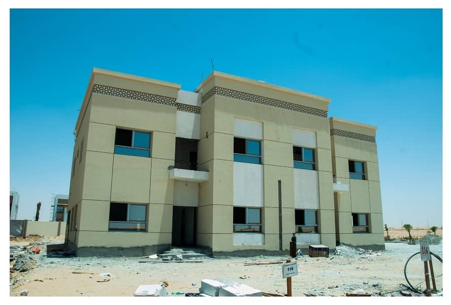 18 pay 10% and own luxury and ready 5BR villa post handover 5years