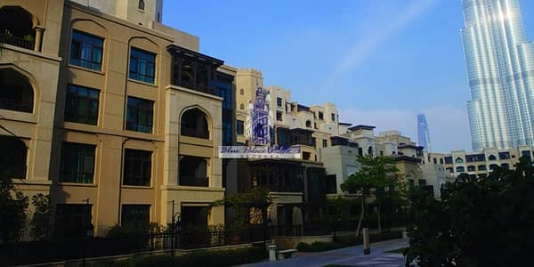 Office for Sale in Old Town, Dubai - Very Rare Premium Old Town Al Saha Office in Old town with Lake View