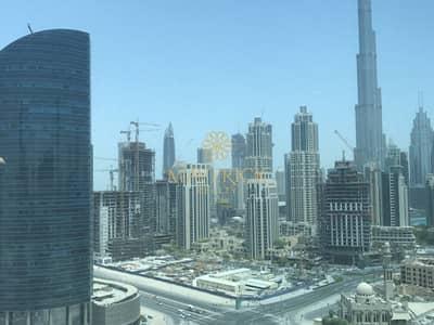مکتب  للبيع في الخليج التجاري، دبي - Fitted Office | Canal+ Burj Khalifa View I No Commission