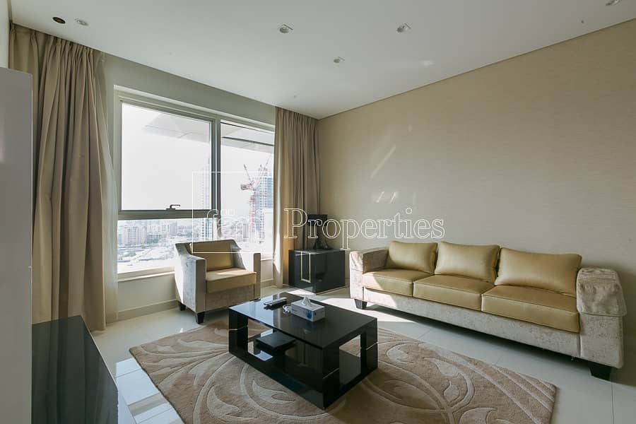 Huge One Bedroom Apartment in Maison Canal Views