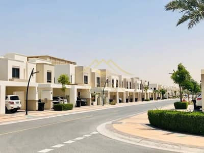 3 Bedroom Villa for Rent in Town Square, Dubai - Type 2 Back to Back Single Row 3 Bedrooms in Hayat