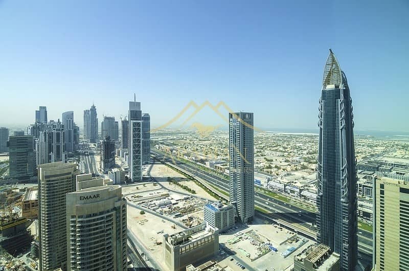 Quick Sale Spacious 2 Bedrooms in Burj Vista 1
