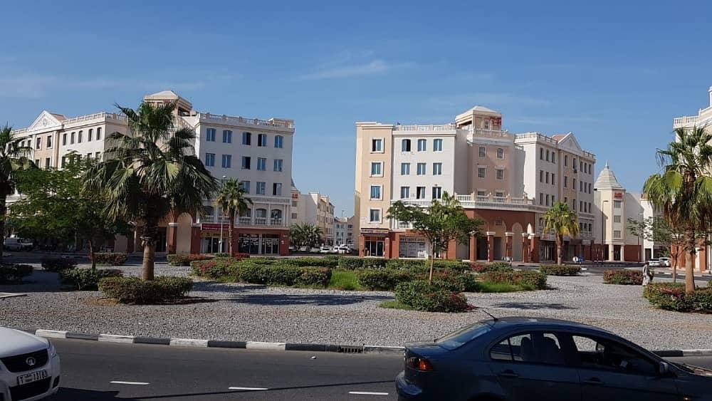 شقة في طراز إنجلترا المدينة العالمية 1 غرف 33000 درهم - 3610301