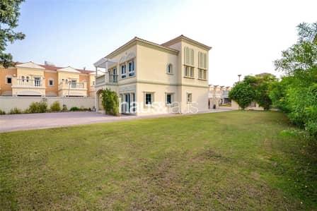 فیلا 2 غرفة نوم للايجار في مثلث قرية الجميرا (JVT)، دبي - Large Corner Plot | Vacant Now | Must See